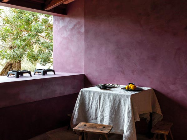 Cobertizo De Herramientas En Una Casa Cueva