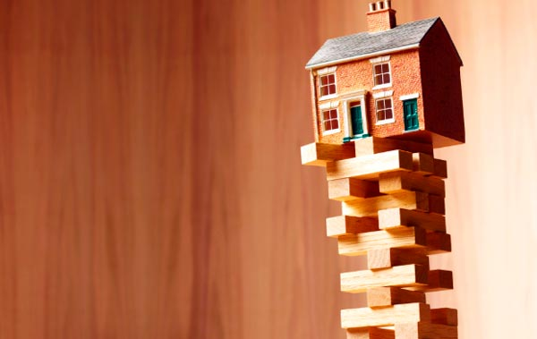 hipotecas registradas en España cae en picado