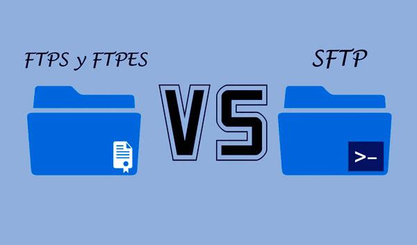 Conexiones FTP y SSH