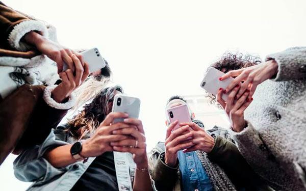 Escapar de las redes sociales