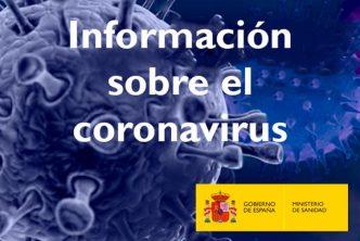 Llegada del coronavirus a España