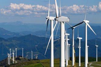 generar energía eólica
