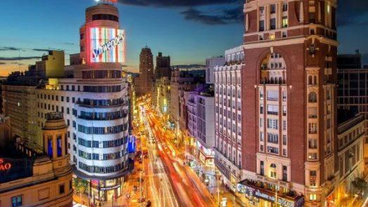 escapada a Madrid